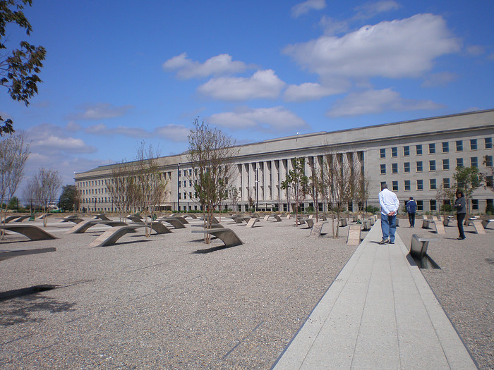 9-11 Memorial Pentagon Washington DC