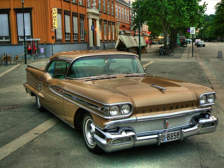 geschiedenis van oldsmobile