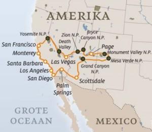 verzorgde reizen amerika best of the southwest
