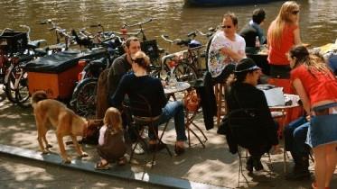 buitenlanders over holland