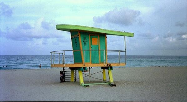 Lifeguard Miami Beach