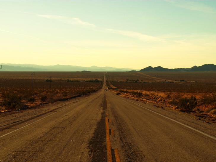 Roadtrip Amerika USA