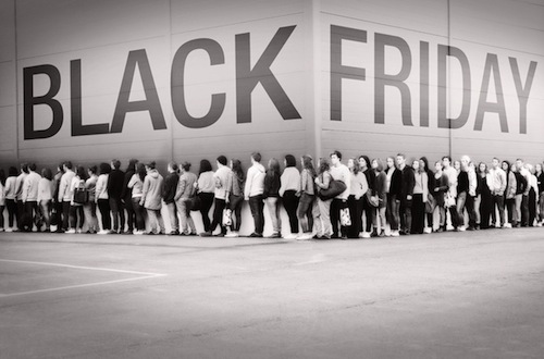 Black Friday Amerika