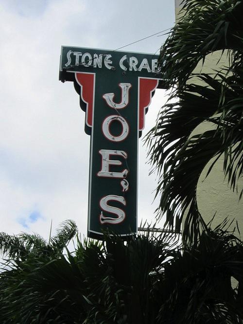 Stone Crab Joe's