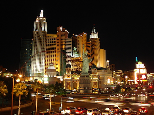 Las Vegas-dit-is-amerika