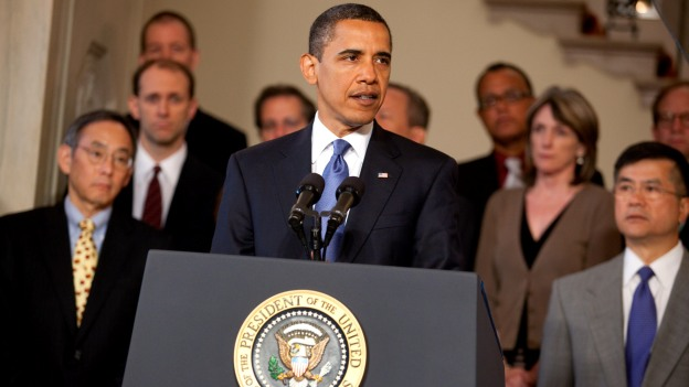 Barack Obama - Amerikaanse retorica