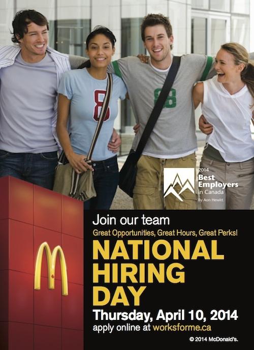 national hiring day