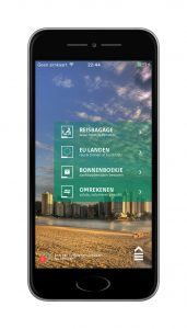 Douane Reizen App