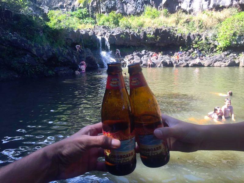 Seven Sacred Falls op Maui