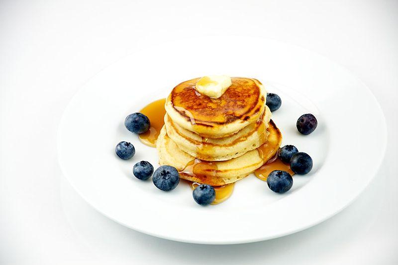 Amerikaanse Gerechten Pancakes