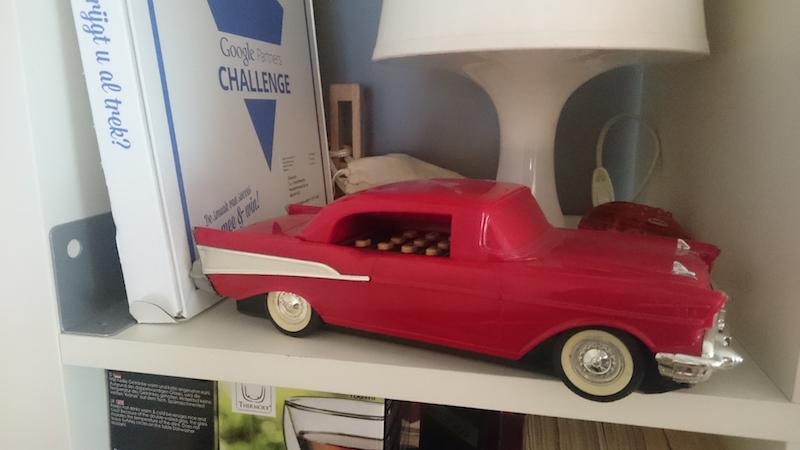 Cadillac telefoon