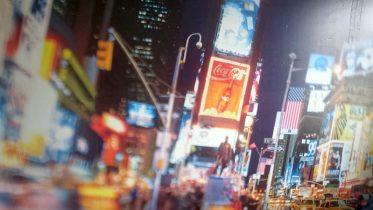 New York behang