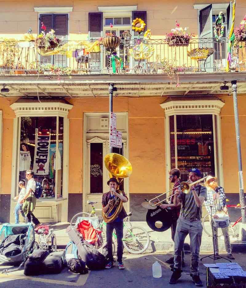 straatmuzikanten