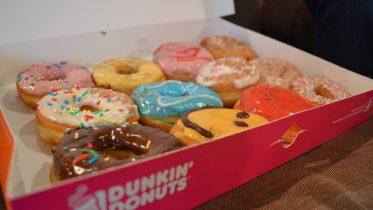 Dunkin' Donuts doet een nieuwe poging