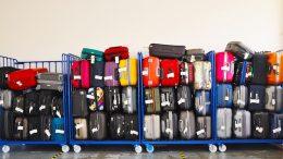 Kies je koffer voor Amerika met zorg