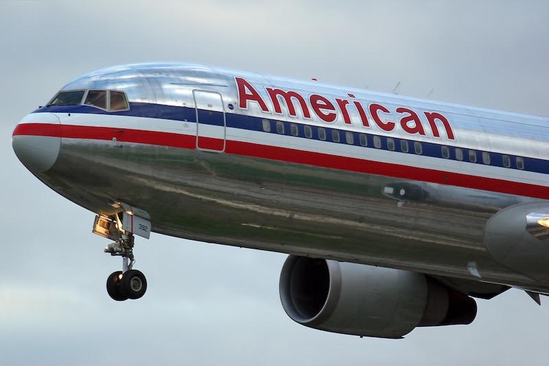 american airlines boeing