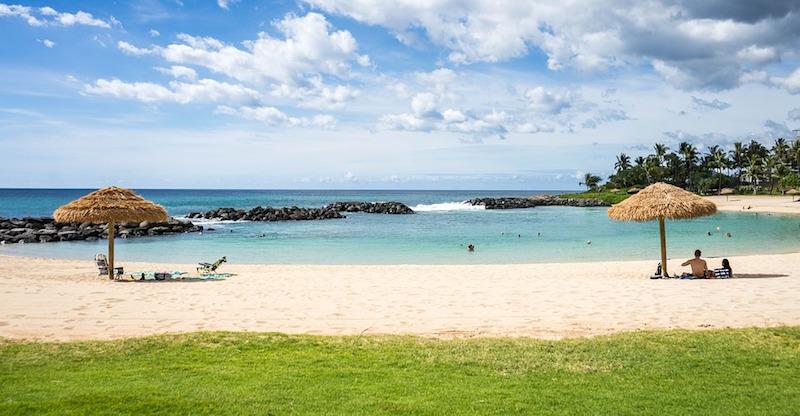 het weer op hawaii