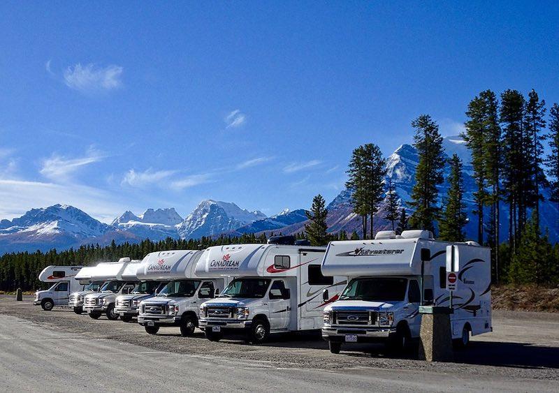 Heerlijk: cruisen met de camper in Amerika