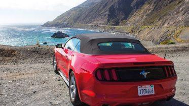 Californië ontdekken met je convertible