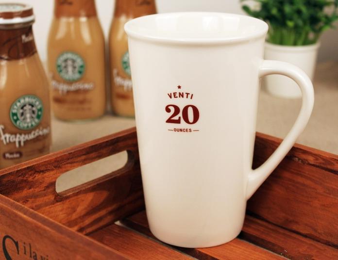 20 ounce aan koffie om mee wakker te worden