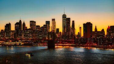 Met kerst naar New York